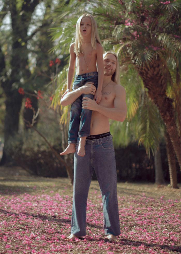 Homem No Espelho - Paternidade - como ser um bom pai