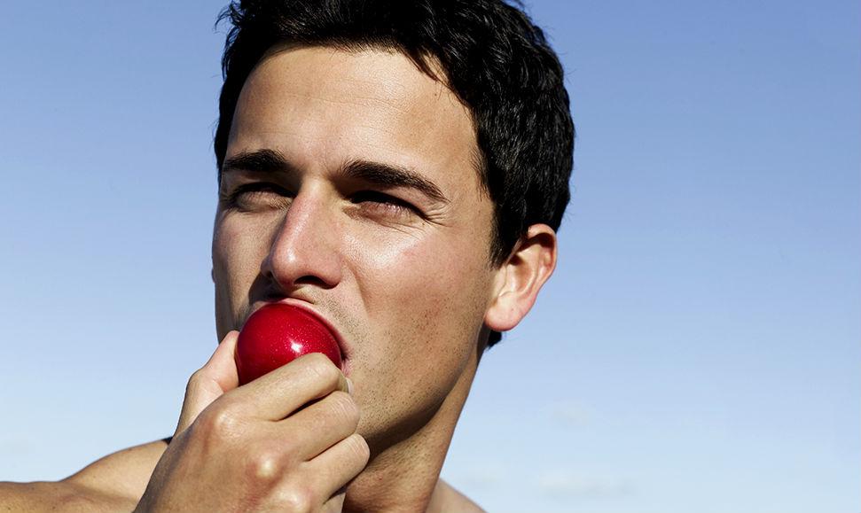 Homem No Espelho - Alimentos que fazer bem para a pele