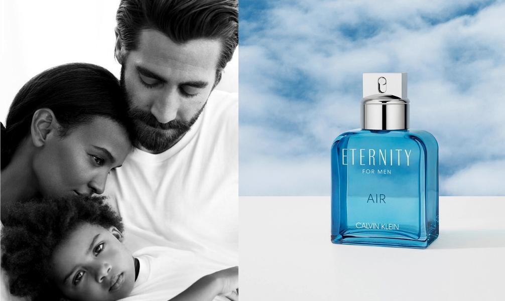 Homem No Espelho - Perfume Calvin Klein Air For Men