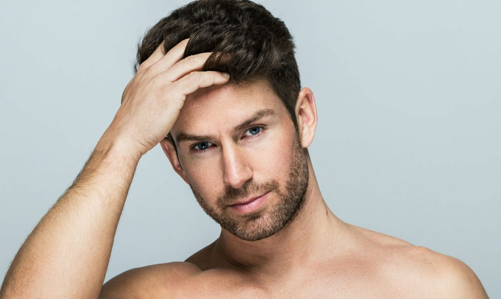 Cuidados com cabelo masculino