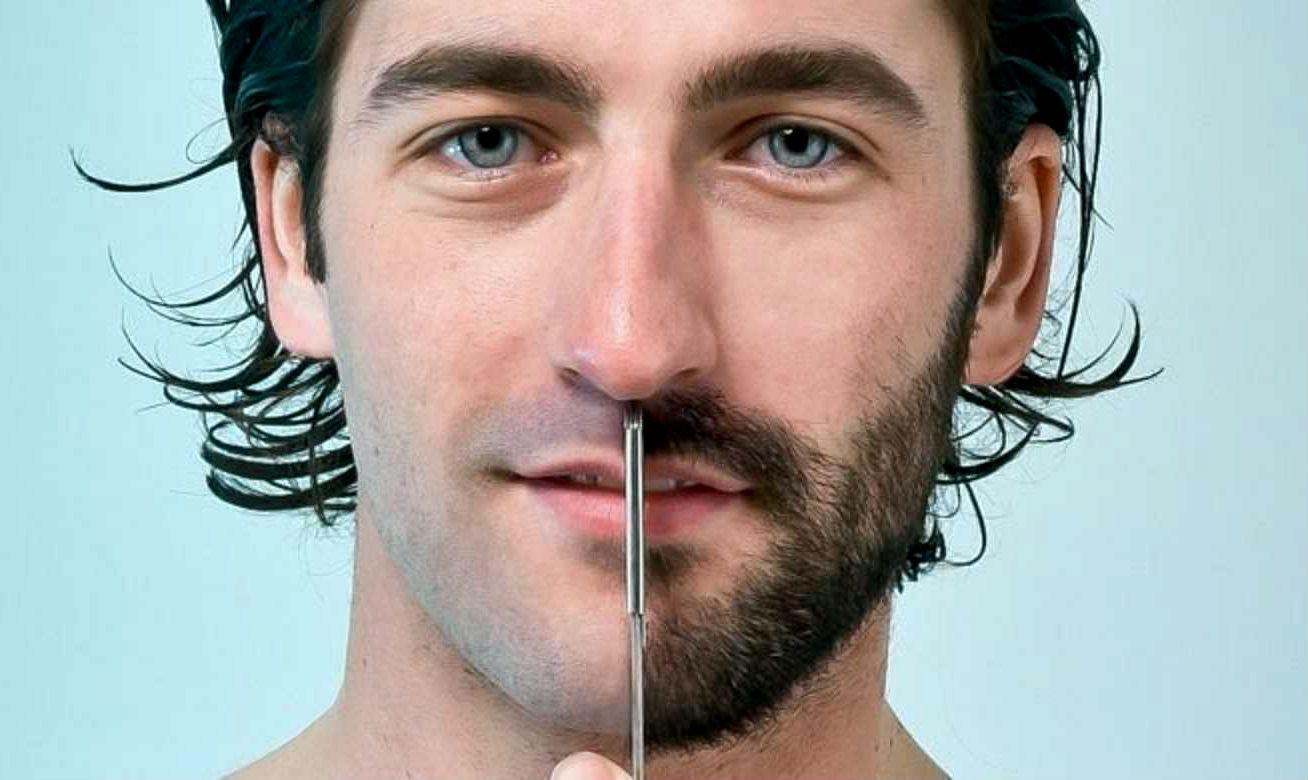 Minoxidil na barba funciona - Homem No Espelho