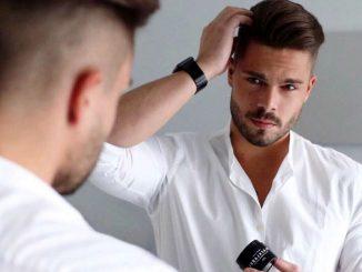 Homem No Espelho - Cuidados com barba cabelo e pele pré balada festa