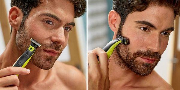 Homem No Espelho - Philips OneBlade Face & Body versão para rosto e corpo
