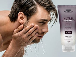 Homem No Espelho - Gel De Limpeza Profuse Nutrel Sensitive - pele masculina