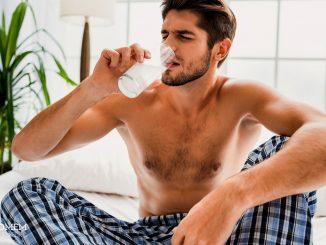Homem No Espelho - Bebidas para curar ressaca
