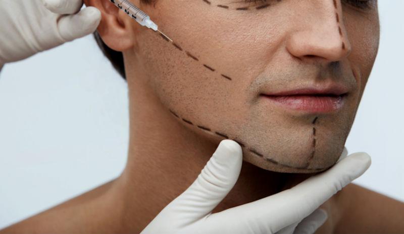 Homem No Espelho - Harmonização facial masculina