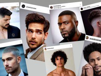 Homem No Espelho - Os cortes de cabelo masculino em alta no Instagram