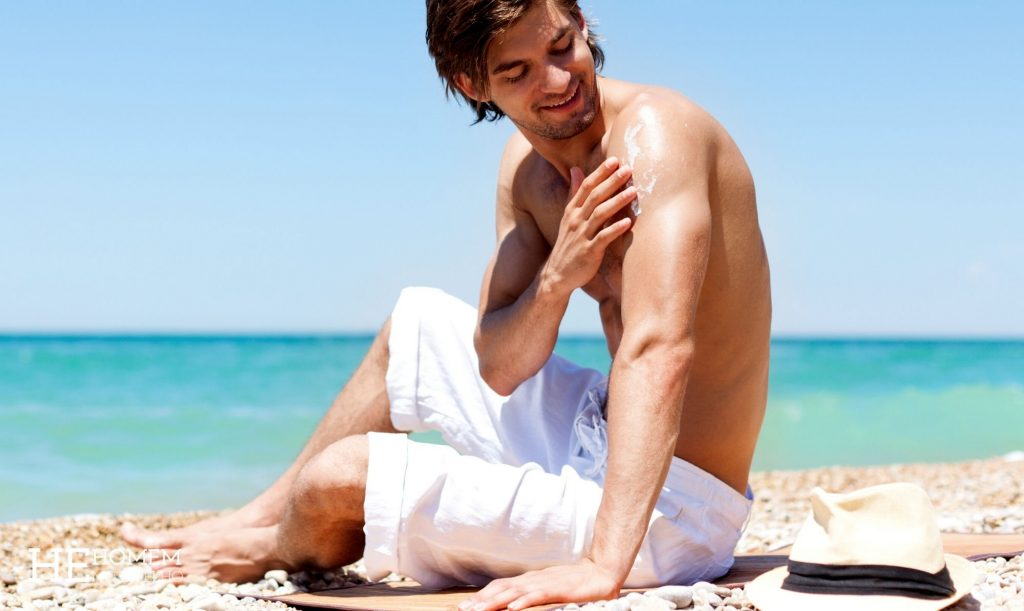 Homem No Espelho - Quanto tempo o protetor solar dura na pele