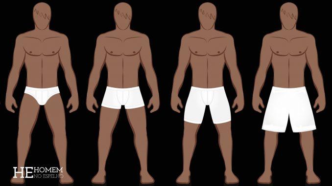 Homem No Espelho - Como escolher a cueca
