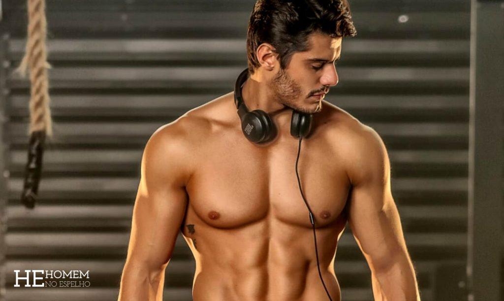 Homem No Espelho - Como se preparar para o treino perfeito