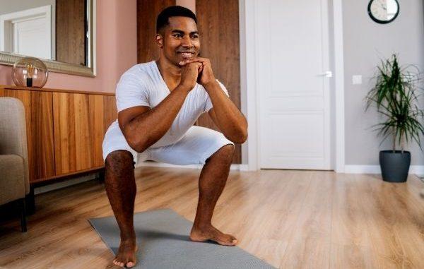 Homem No Espelho - Treino em casa só com o peso do corpo
